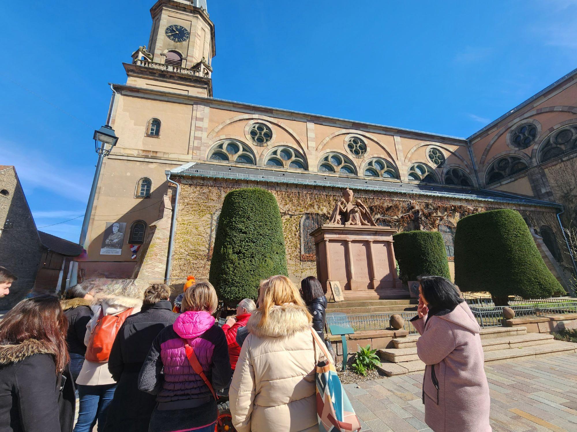Eglise st martin office du pays de la petite pierre - Office de tourisme la pierre st martin ...