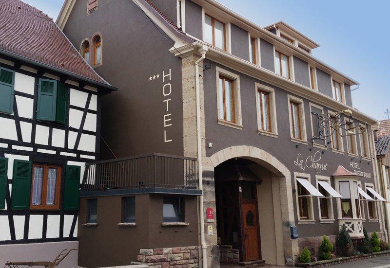 Hôtel-restaurant La Charrue