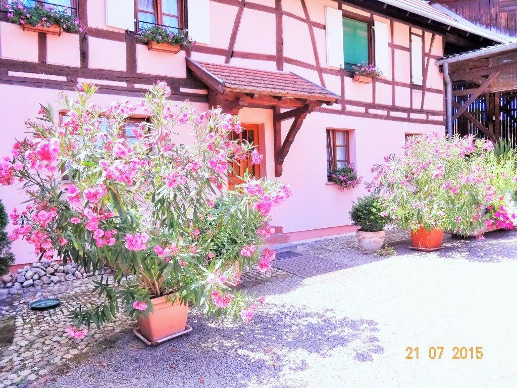 Meublé de tourisme de Nicole REIBEL - gîte ROSE - 4 pers.