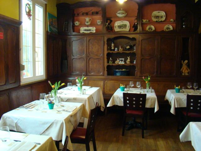 Restaurant La Cour des Moineaux