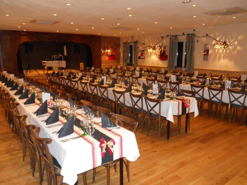 Restaurant brasserie la demi lune for Carnet de voyage restaurant lyon