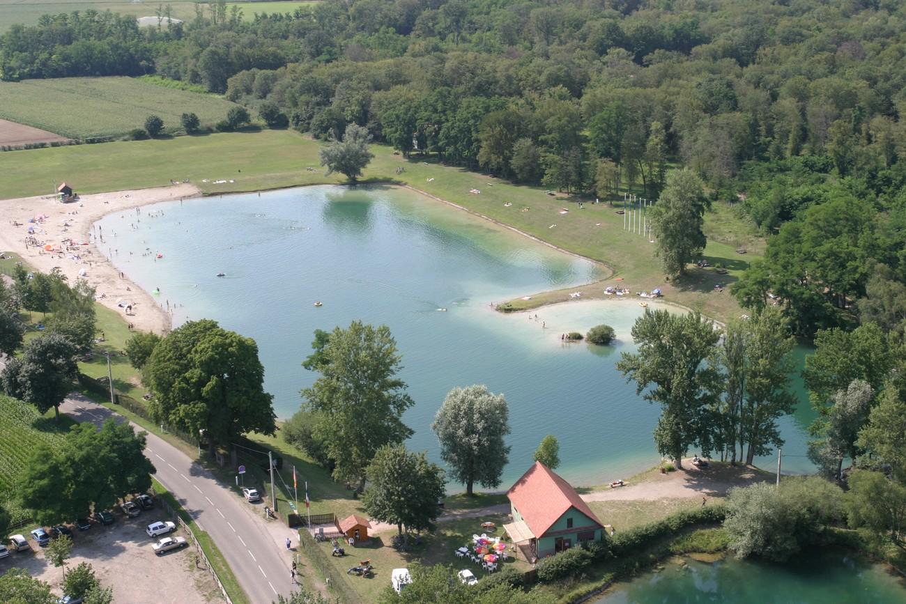 Plan d'eau de Wittisheim