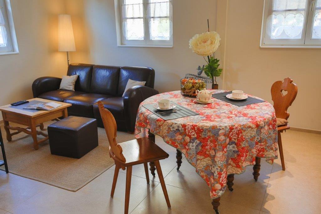 Meublé de tourisme La Maison Mann - Le Roseau