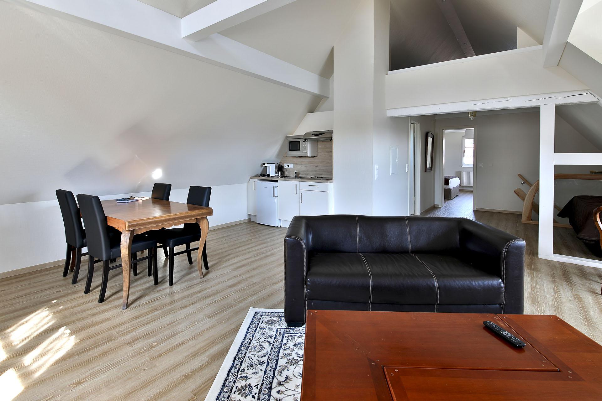 Meublé de tourisme La Maison Mann - Le Muhlbach