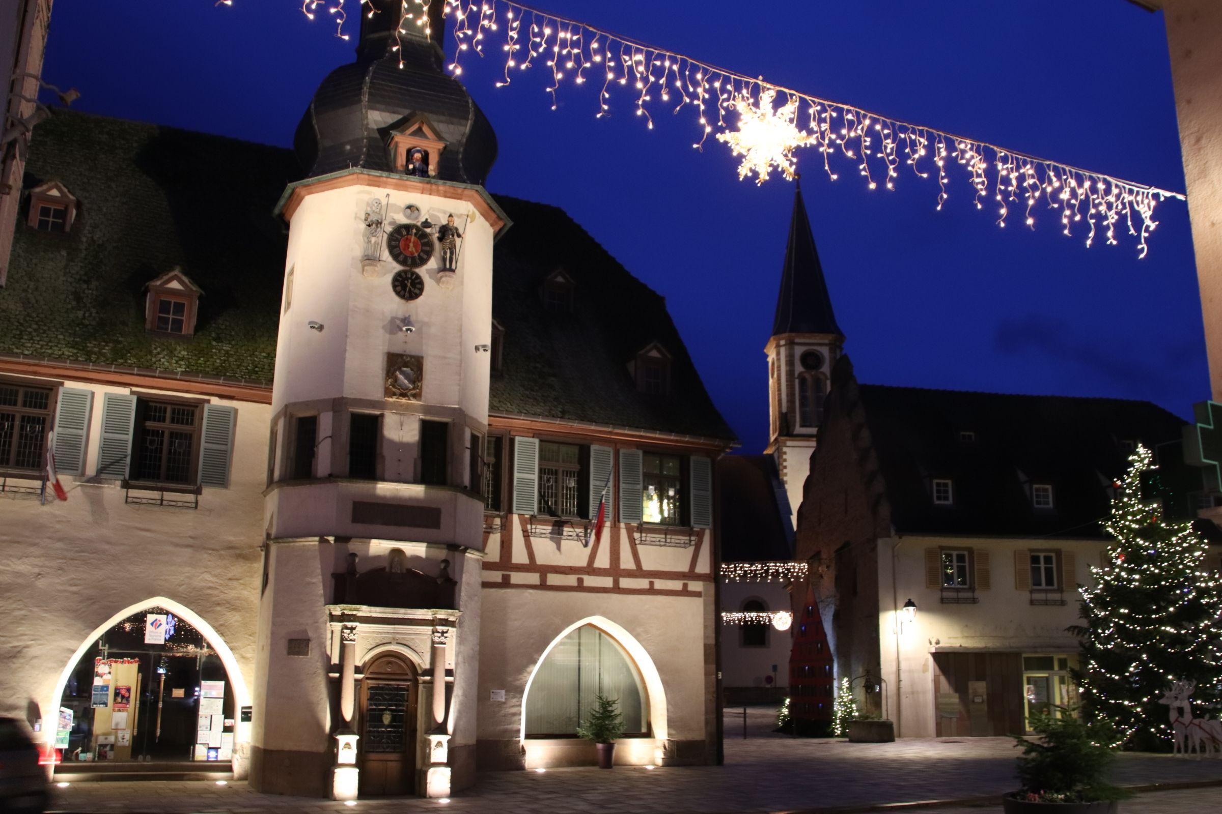 Chasse aux trésors de Noël: Benfeld à l'heure de Noël !