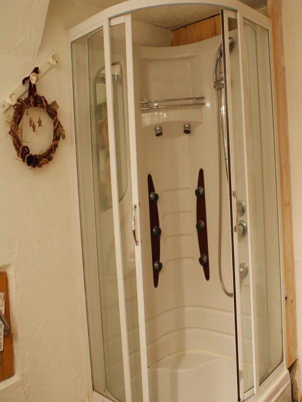 Gîte Ribeau - Salle de bain