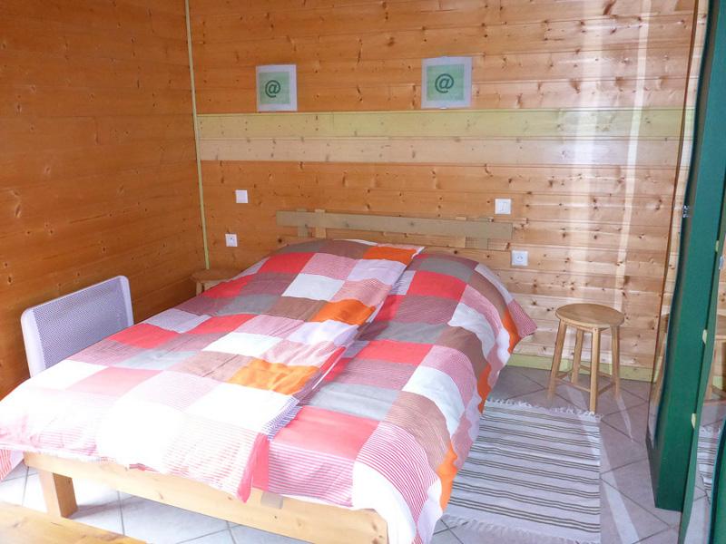 Gîte Pomme Chalet - Extérieur - RDC -  Chambre pour 2 pers