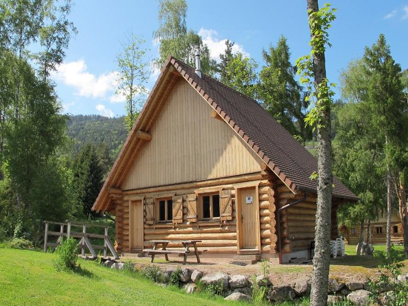 Lodges - Chalet Myrtille
