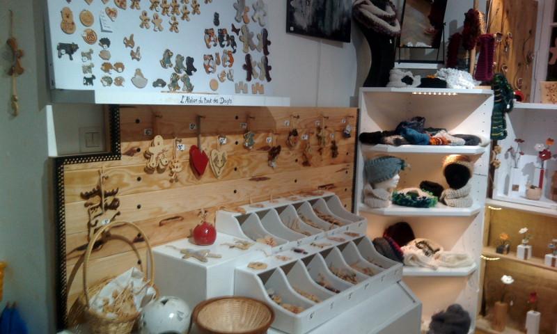 L'atelier création