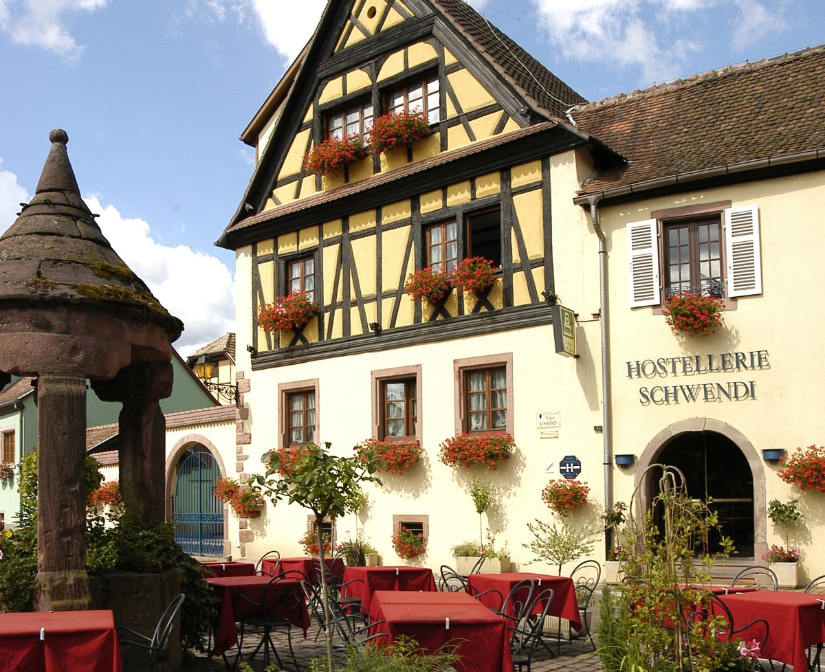Touristinformation Colmar In Elsass