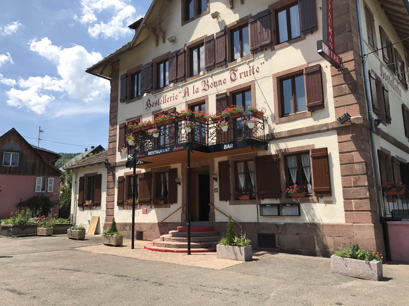 Hostellerie-restaurant A la Bonne Truite