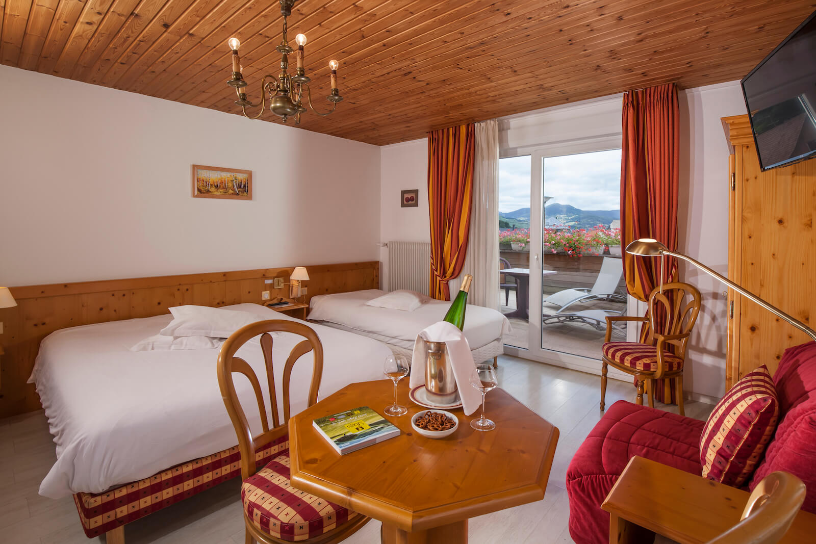 Hotel Restaurant Bois Le Sire Orbey