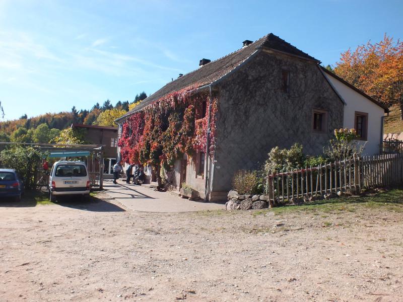 Auberge St Alexis