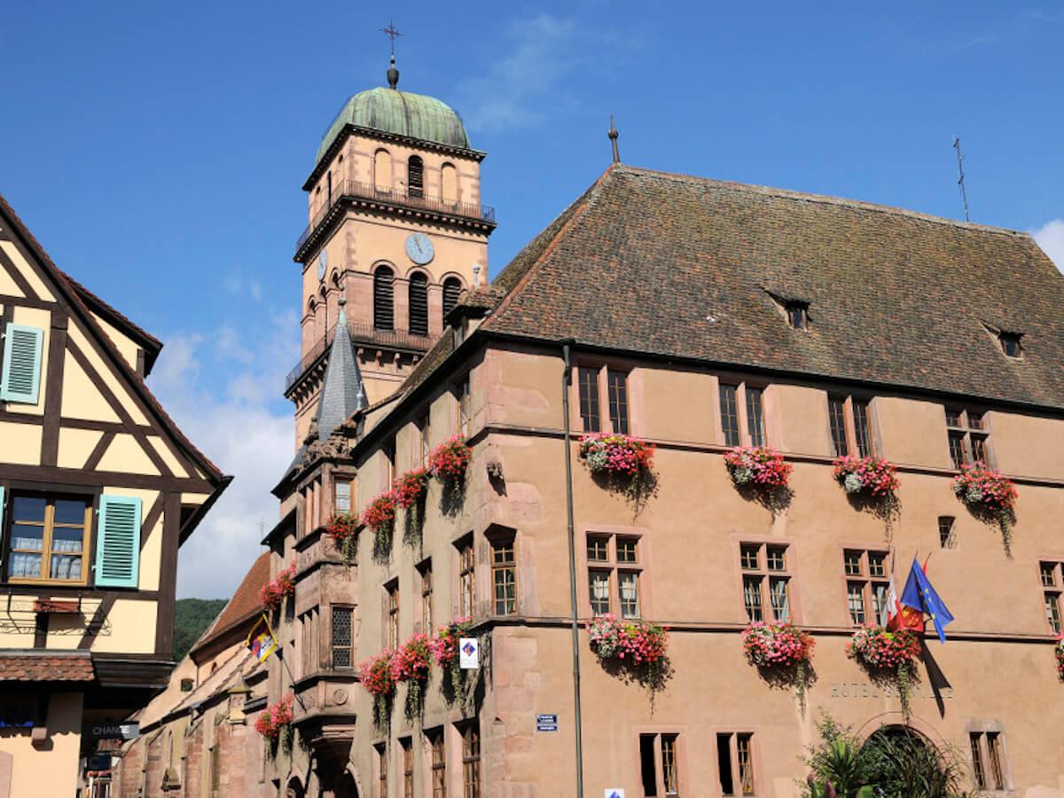 Office de tourisme bureau de kaysersberg for Bureau alsace