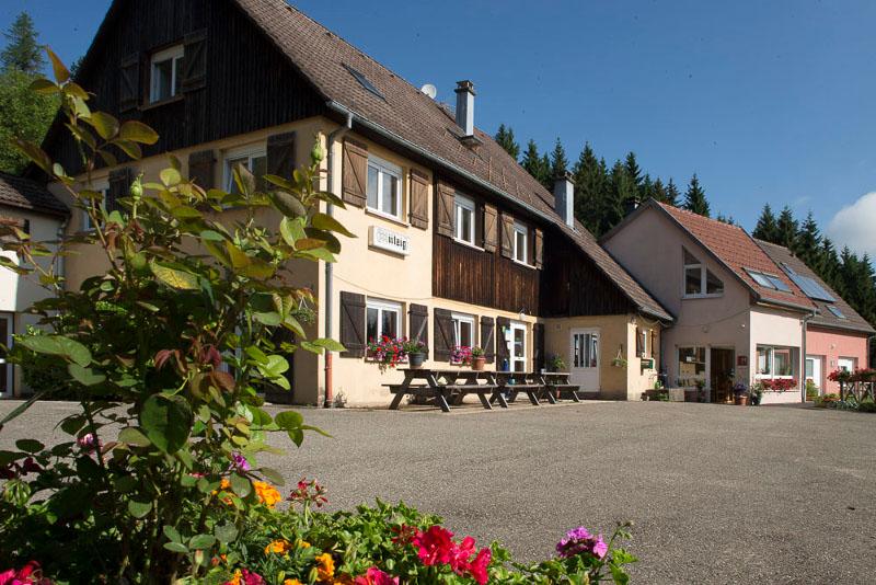 Hôtel résidence l'Etang du Devin - Refuge