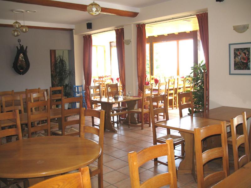 Restaurant Les terrasses du Lac Blanc