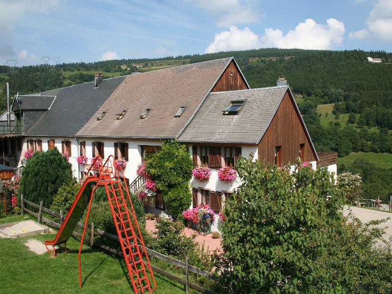 Bauerngasthof au Pré Bracot