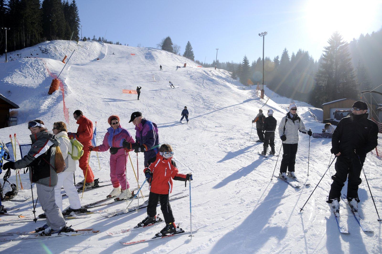 Domaine alpin du lac blanc station du lac blanc - Office du tourisme le blanc ...