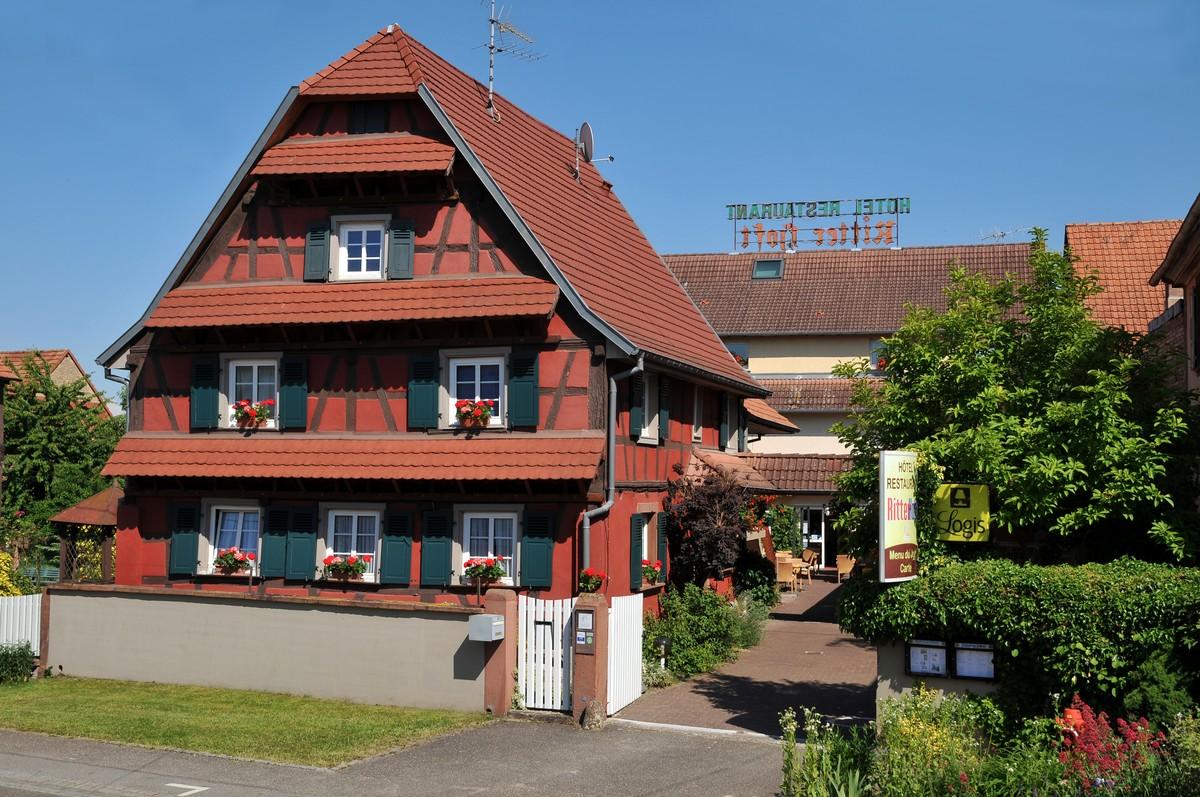 Hôtel Ritter'Hoft