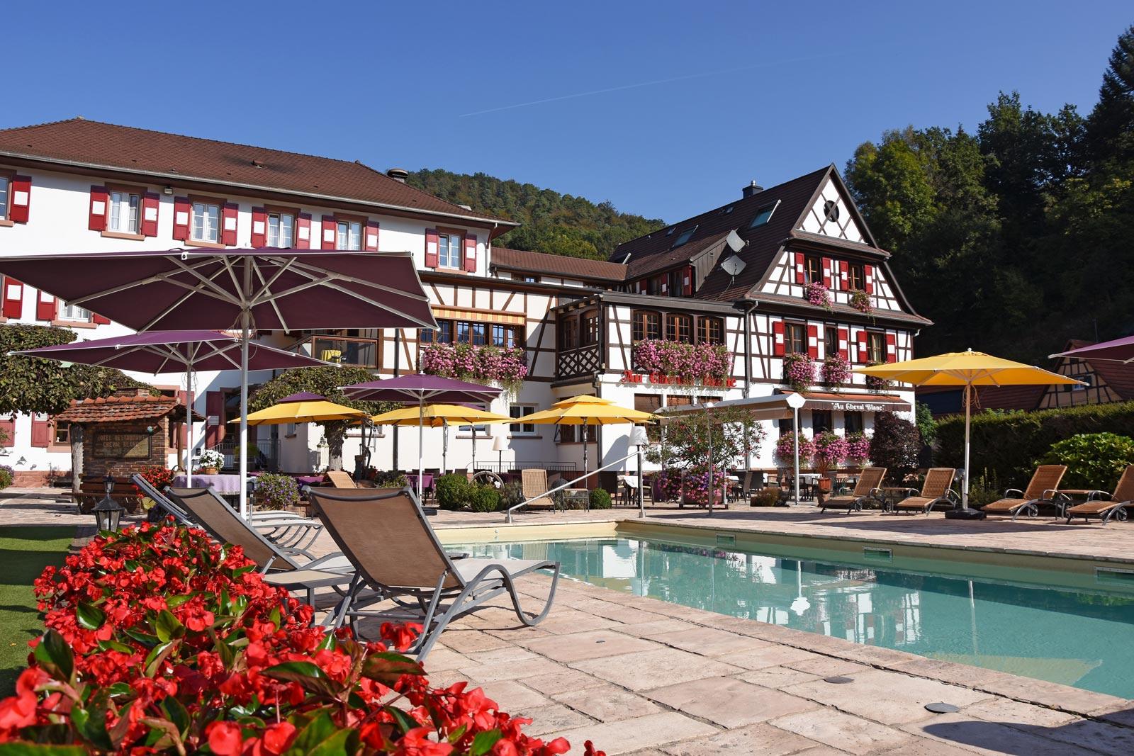 Hôtel-restaurant Cheval Blanc