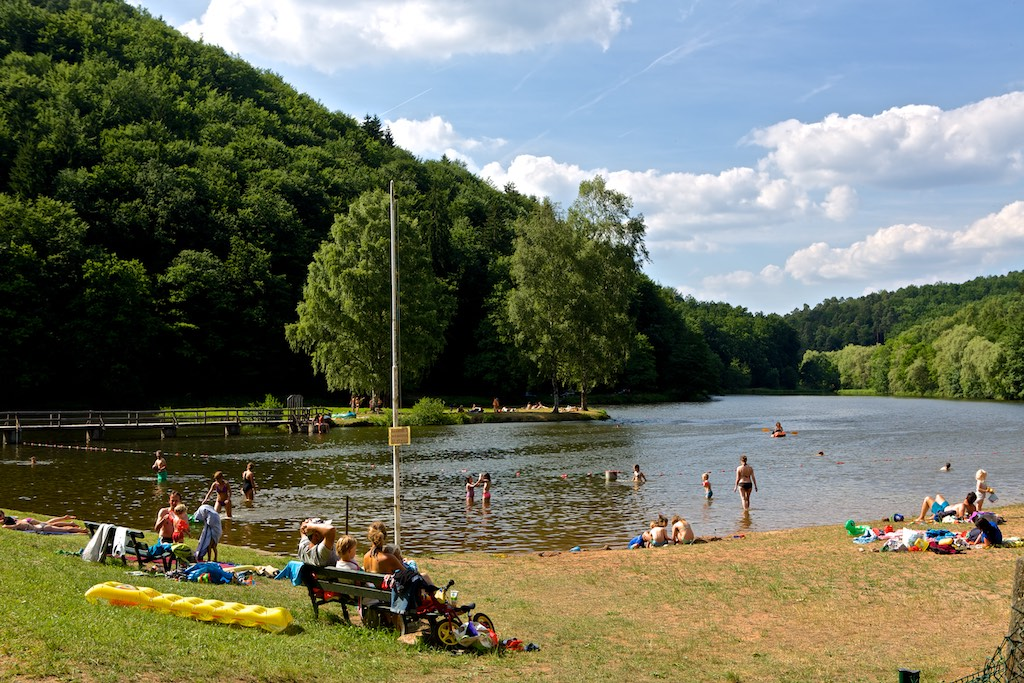 Badesee Fleckenstein