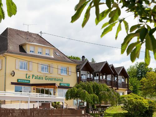 Hotel Restaurant  Le Palais Gourmand