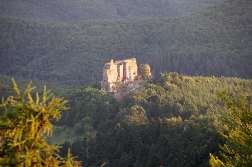 Fleckenstein Castle