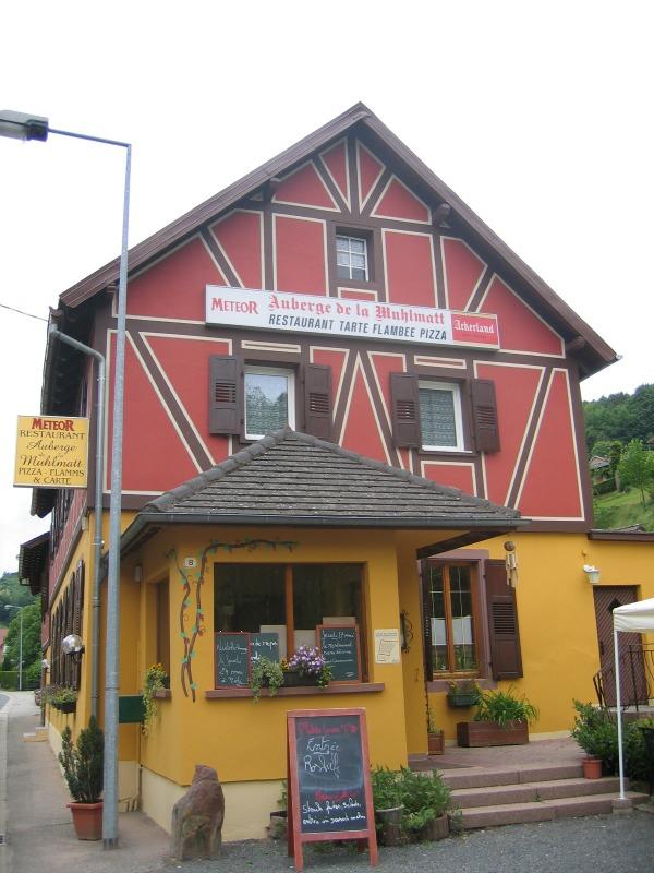 Auberge de la Muhlmatt