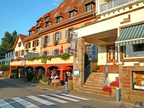 Hôtel-restaurant Les Vosges