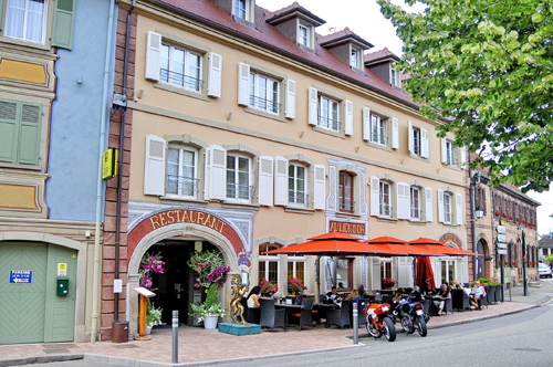 Spa Hotel Au Lion D Or Alsace
