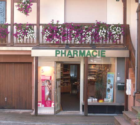 pharmacie de l 39 etoile office du pays de la petite pierre vosges du nord alsace. Black Bedroom Furniture Sets. Home Design Ideas