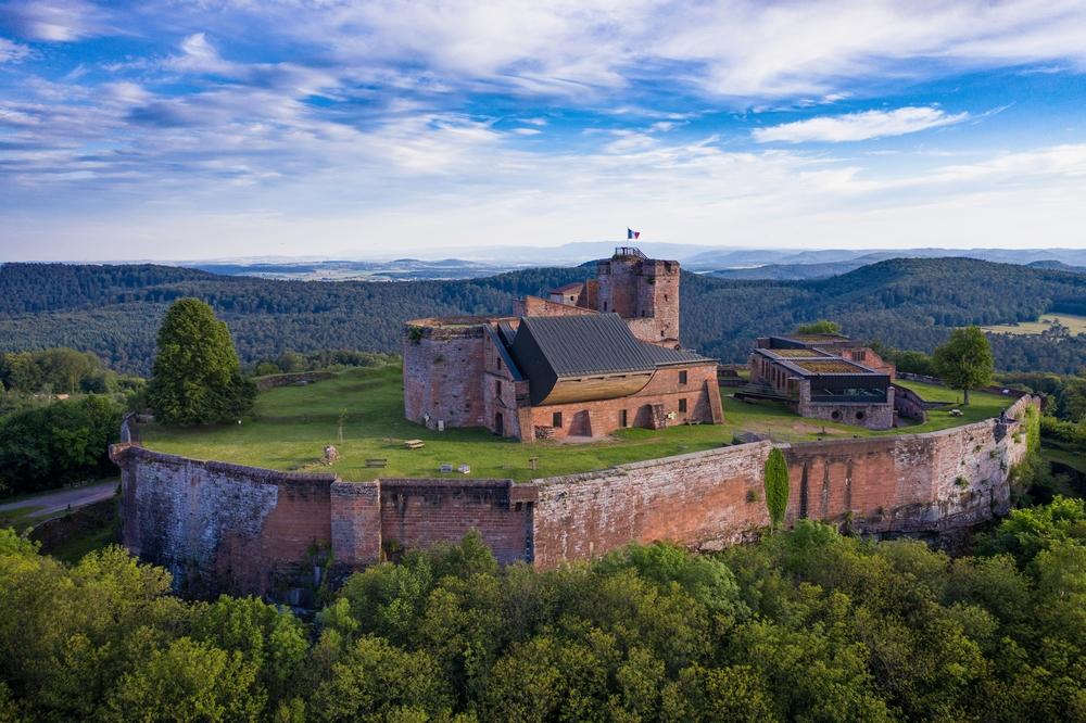 Burg von Lichtenberg