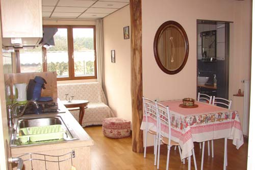 Holiday apartment La Pelote de Lune