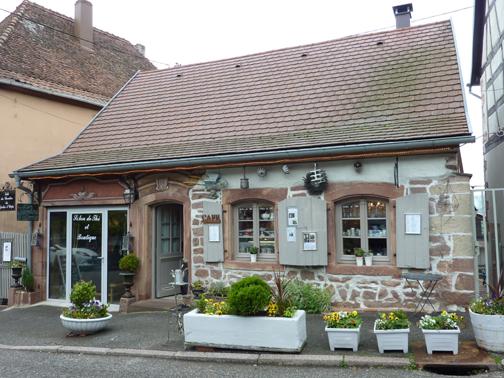 Tea room  - salon de thé