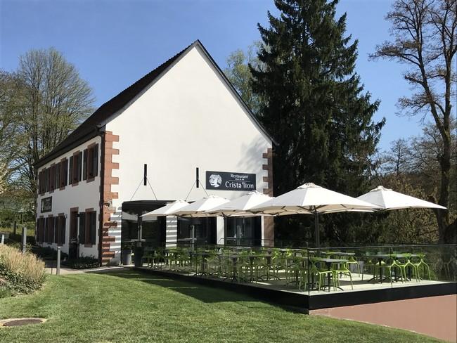 Restaurant salon de th crista 39 lion for Hotels wingen sur moder