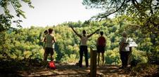 Au cœur de la forêt, au cœur des sens
