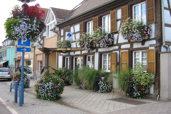 Tourist office of the Grand Ried - Marckolsheim