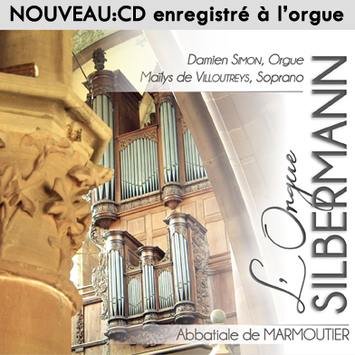 Les estivales de l 39 orgue silbermann concerts aux orgues tourisme en alsace adt du bas rhin - Office tourisme marmoutier ...