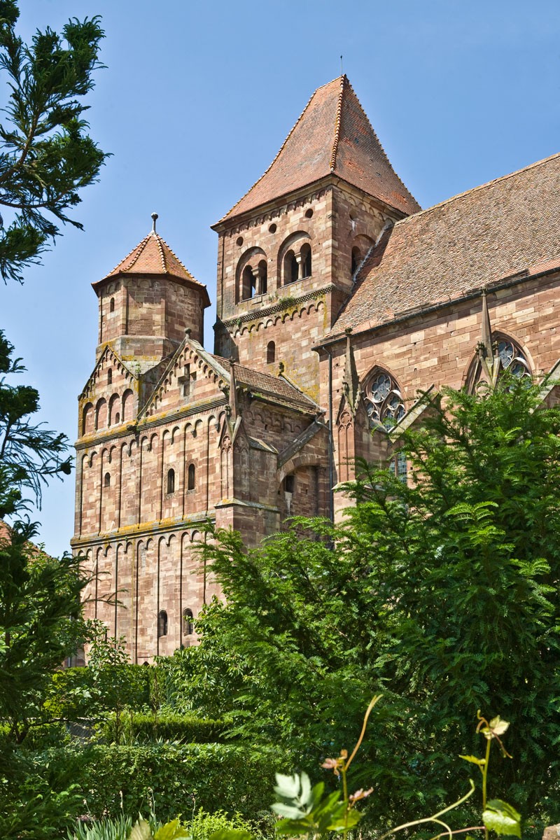 Abbey-church