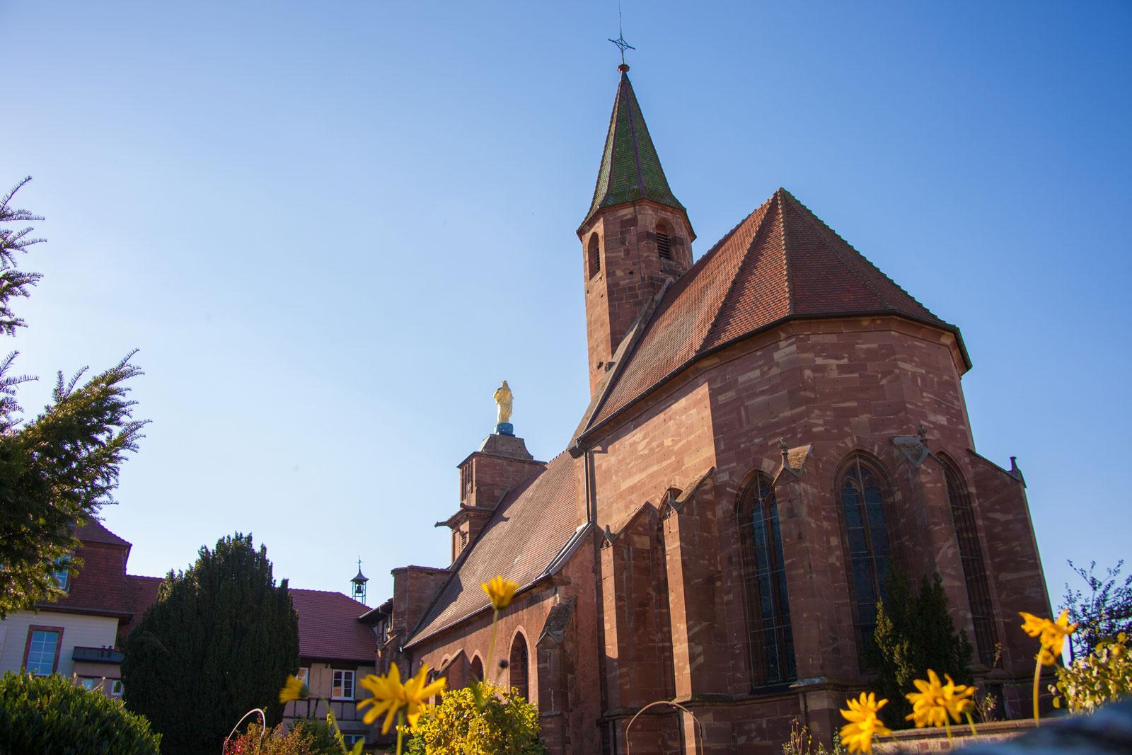 Chapelle Notre Dame de Reinacker