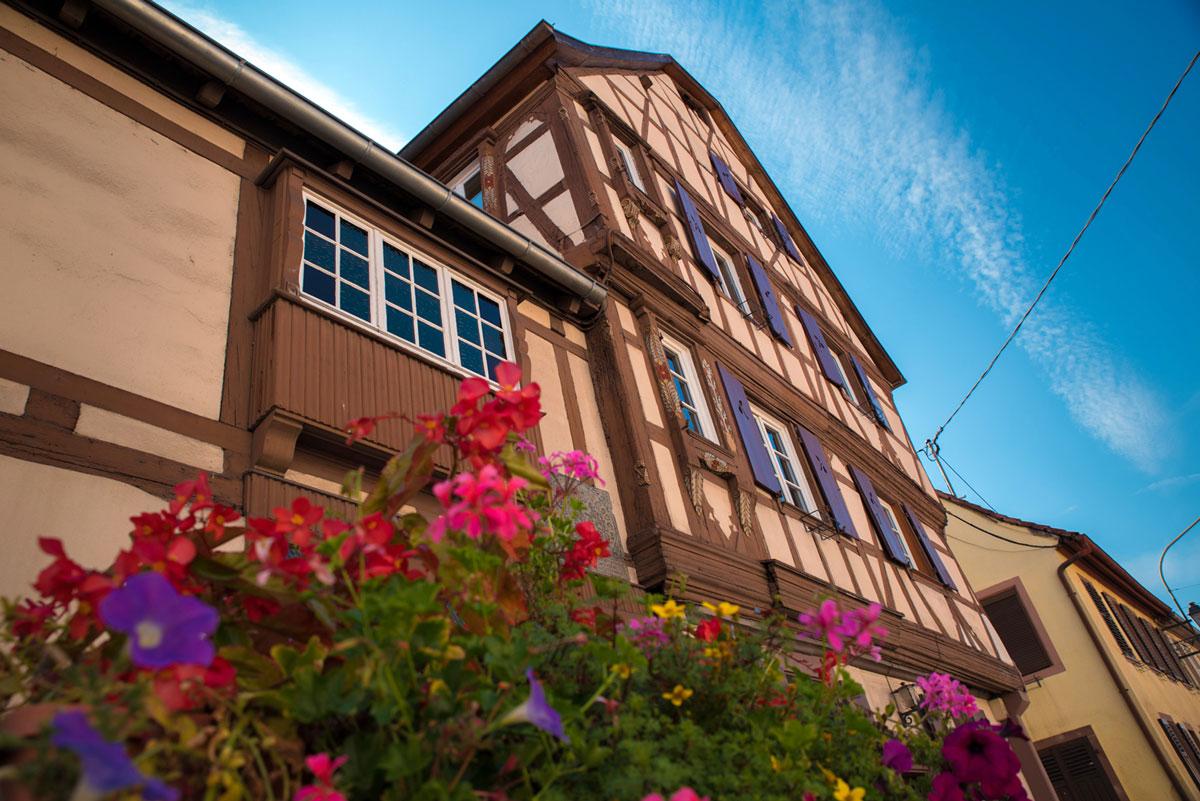 Circuit des maisons remarquables - Office tourisme marmoutier ...