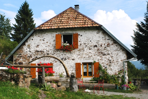 Farmhouse inn Bruckenwald