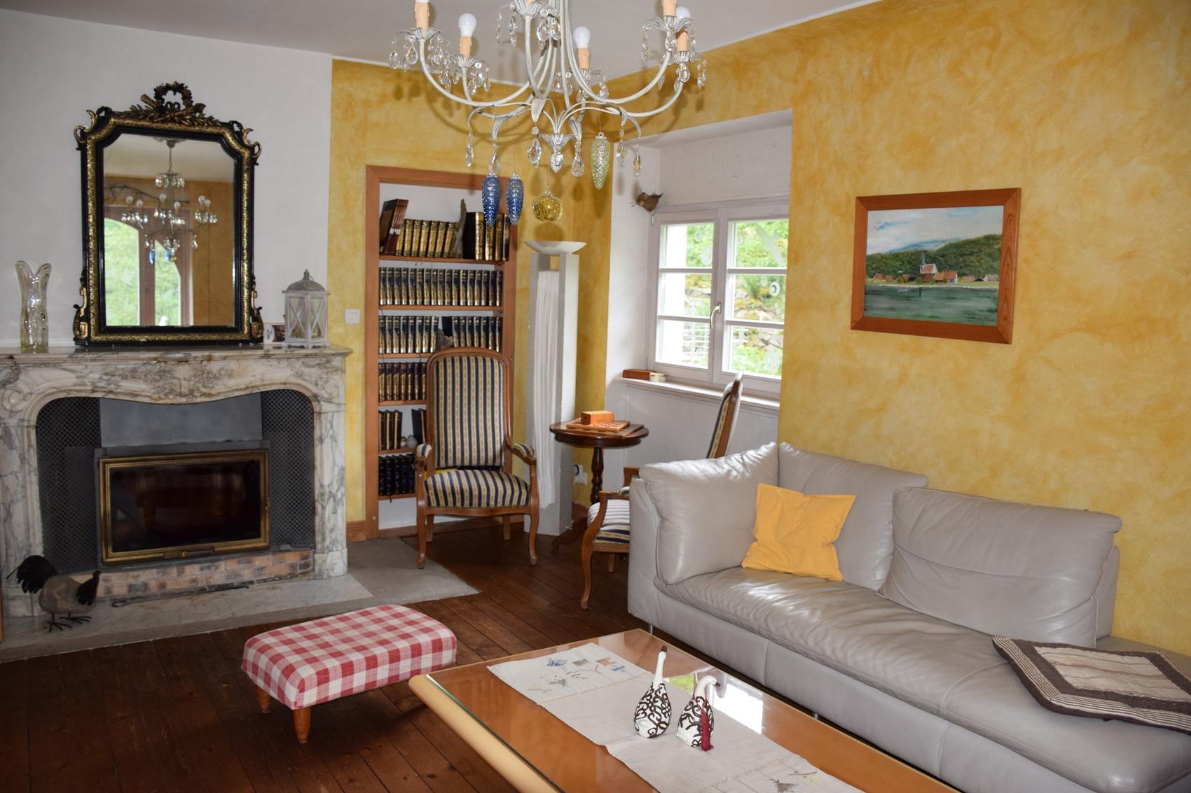 Chambres et tables d 39 h tes la villa du lac sewen - Chambre et tables d hotes ...