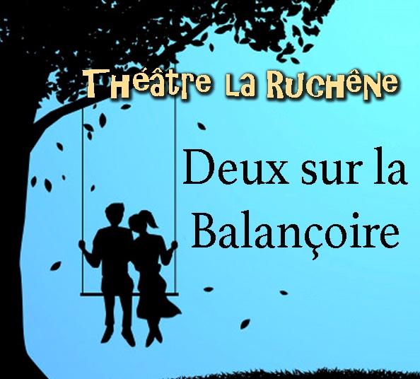 Théâtre Deux sur la balançoire