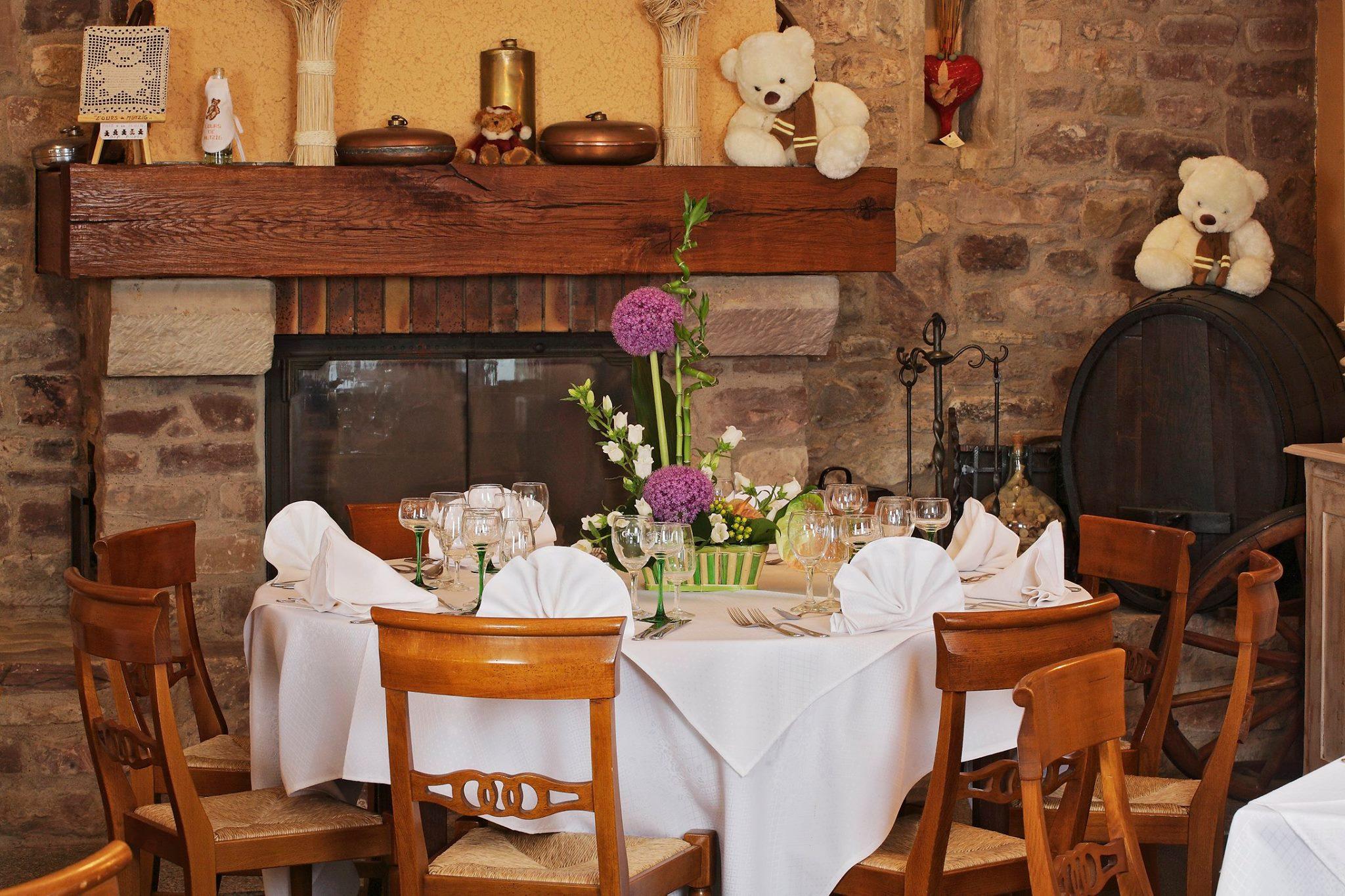 Hôtel L'Ours de Mutzig - Petit déjeuner