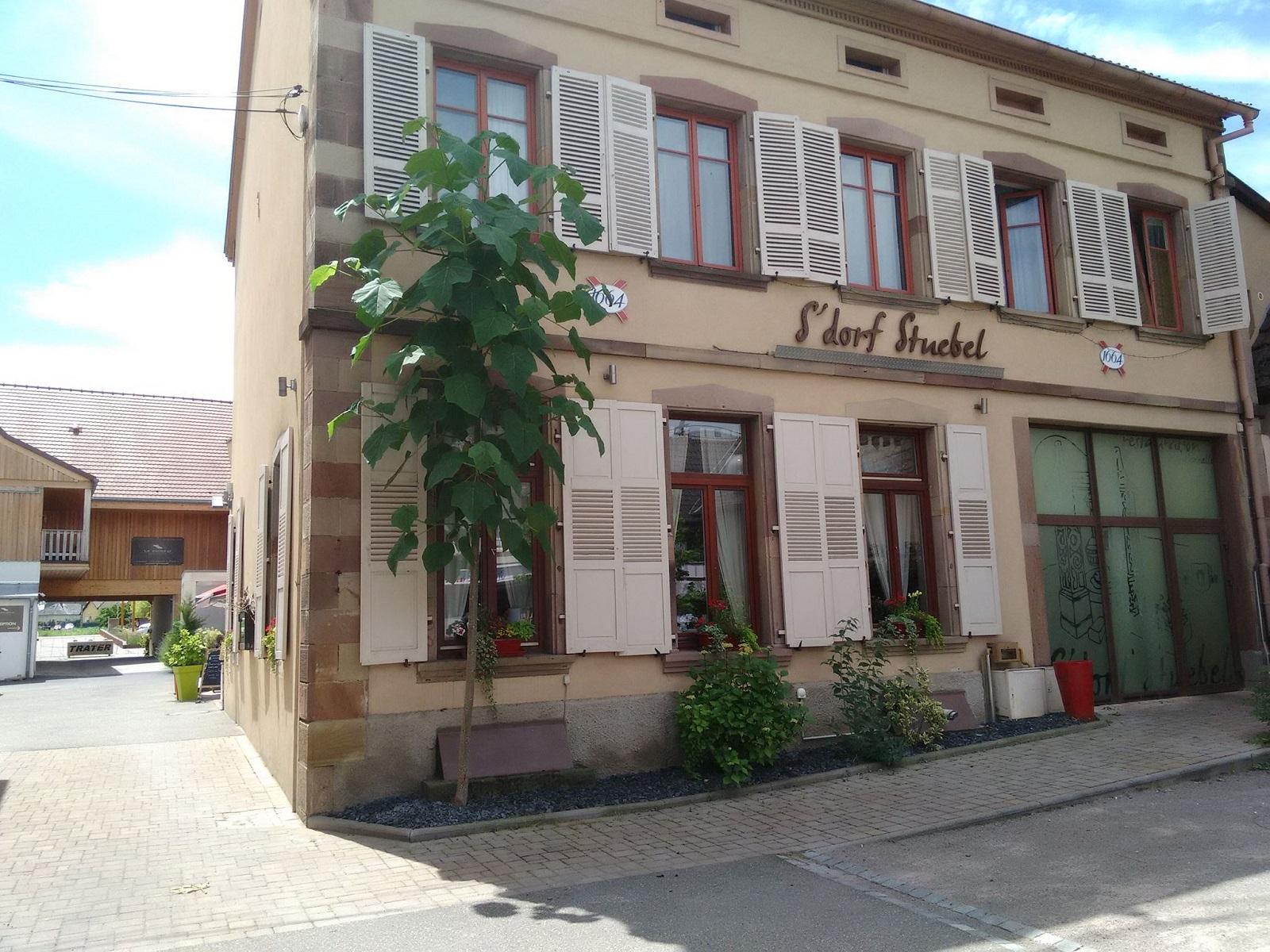 restaurant s 39 dorf stuebel dorlisheim