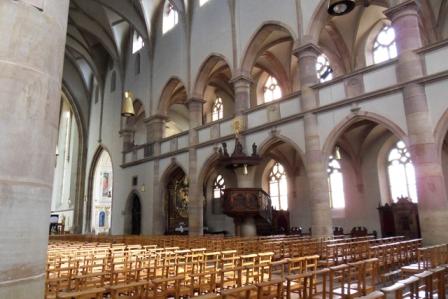Eglise des J�suites - Molsheim