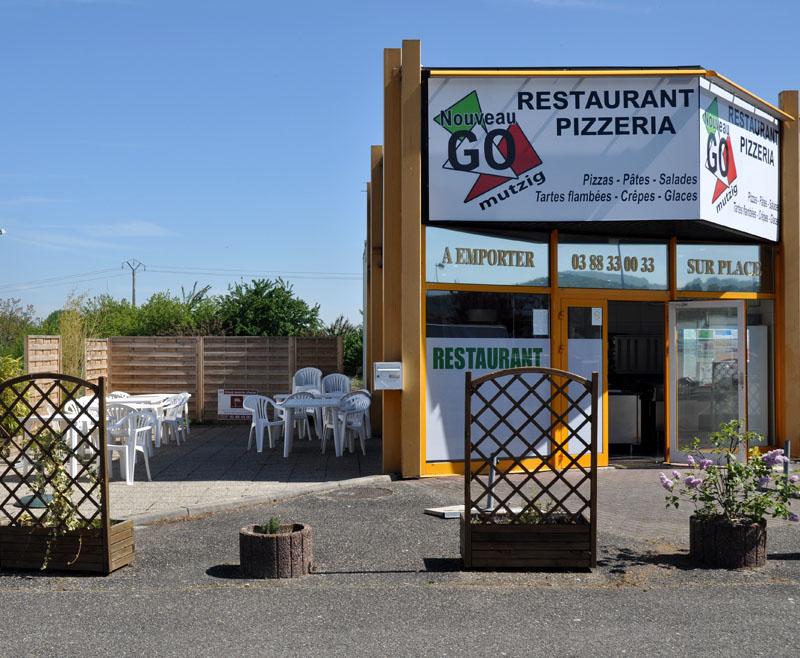Pizzeria Nouveau Go
