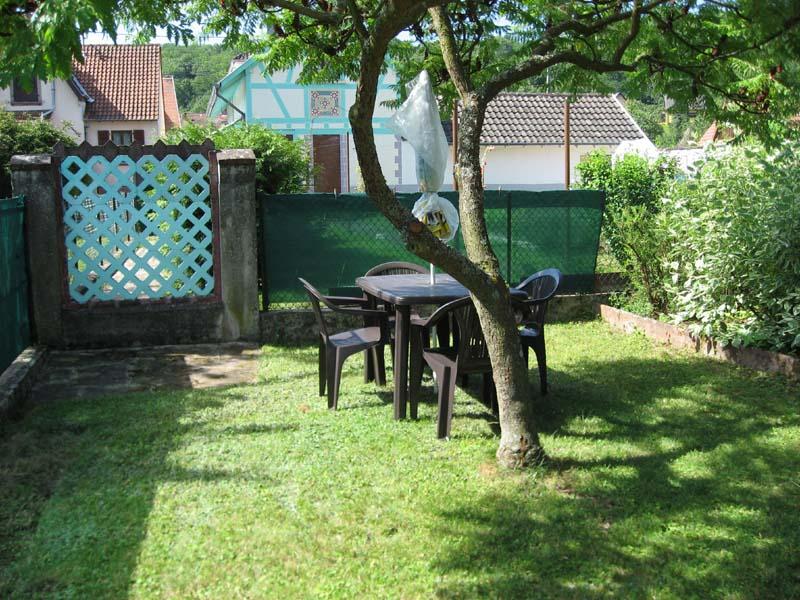 jardin gîte Jardin de Hermolsheim