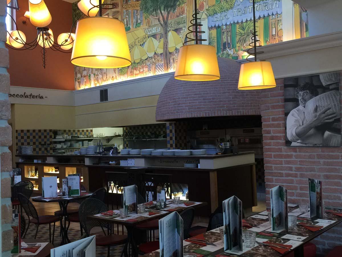 Ristorante del arte dorlisheim en alsace dans le bas for Restaurant dorlisheim